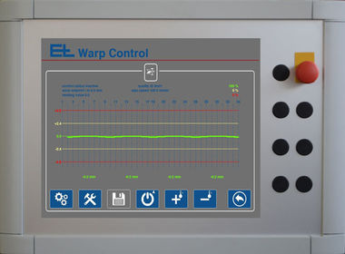 Automatisation de process ELCORRUMATIC WARPMETER